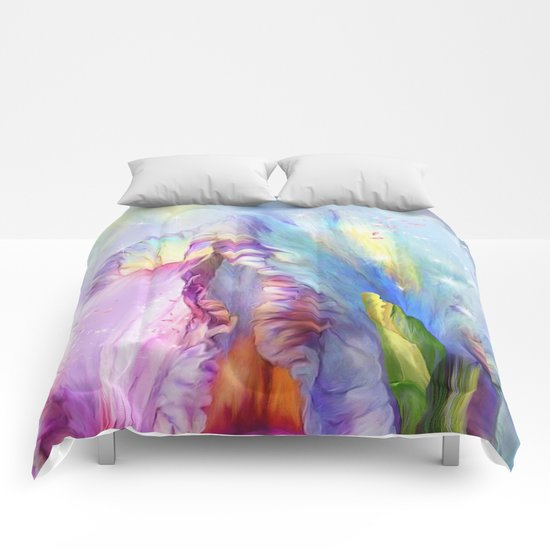 Abstract Mystical Comforters