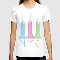 nyc T-shirts featuring NYC by ANIMALS + BLACK