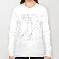 kingdom hearts Long Sleeve T-shirts featuring Kingdom by 5wingerone