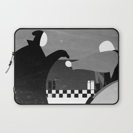 Bergman's The Seventh Seal Laptop Sleeve