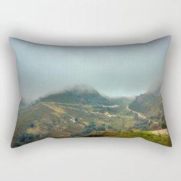 Peaks of Europe Rectangular Pillow