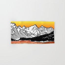 Moraine Lake Banff Hand & Bath Towel