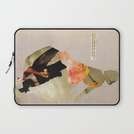 """I'm a bad person and I'm trying to rebuild? Help me?"" Laptop Sleeve"