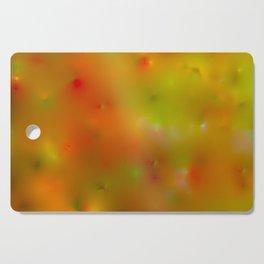 Abstract Fall Cutting Board
