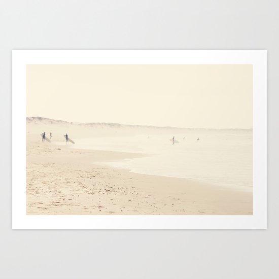 surfing life III Art Print