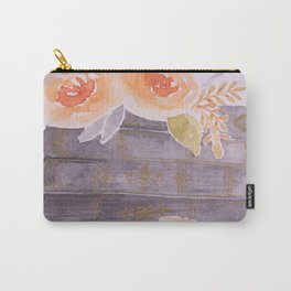 Scattered Thoughts Carry-All Pouch
