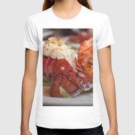 Lobster dinner T-shirt