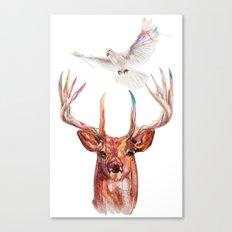 Bleeding Out  Canvas Print