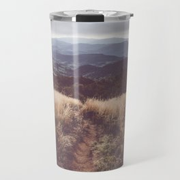 Bieszczady Mountains - Landscape and Nature Photography Travel Mug