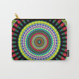 exotic Mandala Carry-All Pouch