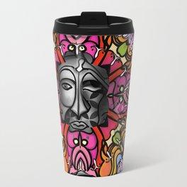 Face One Travel Mug