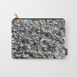 Shucked Oyster Shells Carry-All Pouch