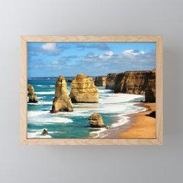 The Apostles Framed Mini Art Print