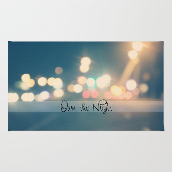 Own the Night Rug