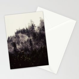 MstyMtnMrnings Stationery Cards