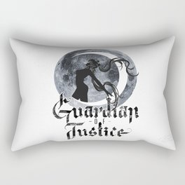 Guardian of Justice Rectangular Pillow