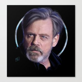 Mark Canvas Print