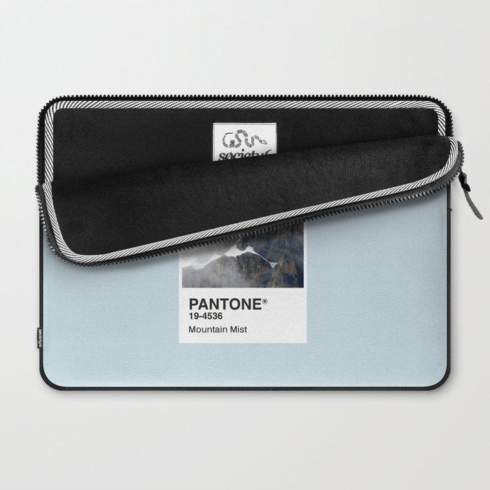 Pantone Series – Mountain Mist Laptop Sleeve