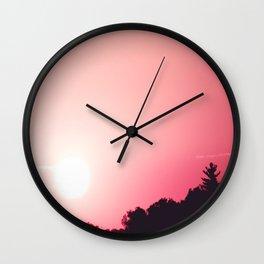 I'll See You Again Wall Clock