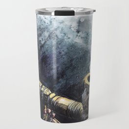 Peace-pipe Travel Mug