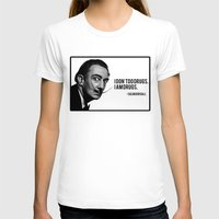 salvador dali T-shirts featuring Salvador Dali by Pancho the Macho