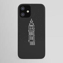 Big Ben at night in onedraw iPhone Case