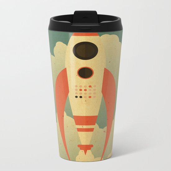 The Destination Metal Travel Mug