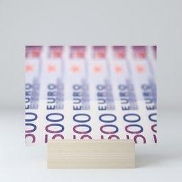 500 Euros Mini Art Print