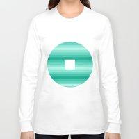 window Long Sleeve T-shirts featuring Window by Cs025
