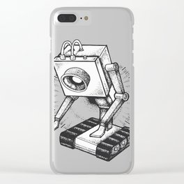 Rick and Morty  What is my purpose You Pass Butter Clear iPhone Case