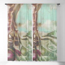 Dreaming Sheer Curtain