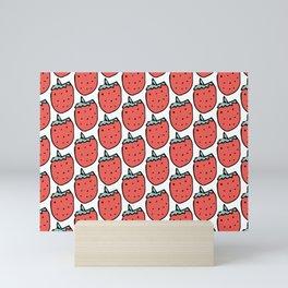 Strawberry Mini Art Print