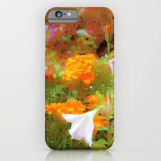 Every little garden seems to whisper a tune iPhone 6s Slim Case