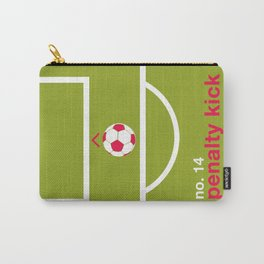 Penalty Kick (No.14) Carry-All Pouch