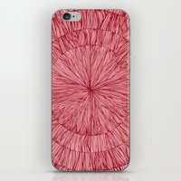 pulp iPhone & iPod Skins featuring Pulp Fig by Anchobee