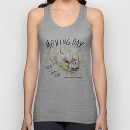 Moving Day 0:00 Unisex Tank Top