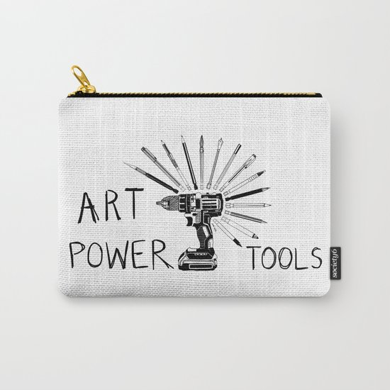 Art Power Tools Carry-All Pouch