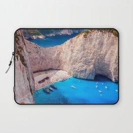 Shipwreck bay Laptop Sleeve
