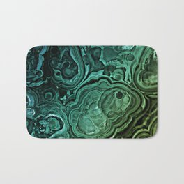 MALACHITE GREEN Bath Mat