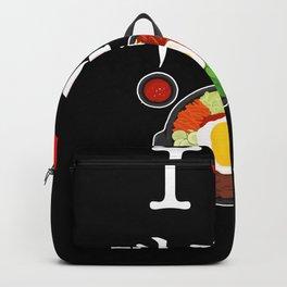 Bibimbap Korea Japan KPOP Korean Backpack