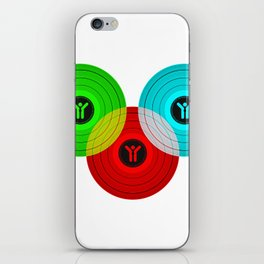 Vinyls iPhone Skin