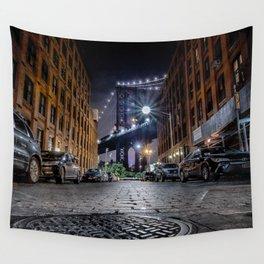 DUMBO, New York City Wall Tapestry