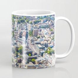 View from Shard Coffee Mug