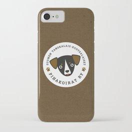 Pihakoirat iPhone Case