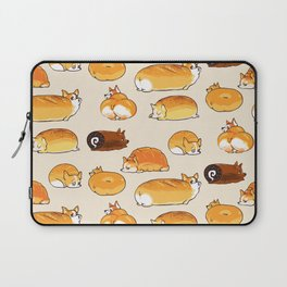 Bread Corgis Laptop Sleeve