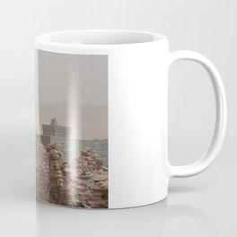 woman in Tichit Coffee Mug