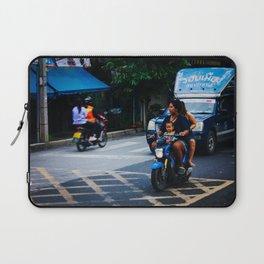 Ayutthaya Transportation Laptop Sleeve