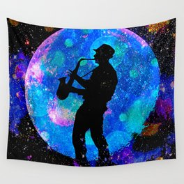 Jazz Wall Tapestry