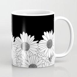 Daisy Boarder Coffee Mug