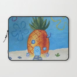 Spongebob's Pineapple Laptop Sleeve